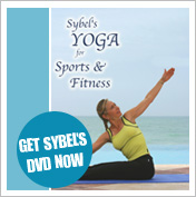 Sybel's Yoga DVD: Featuring the yoga instructor of Maria Sharapova & Tommy Haas